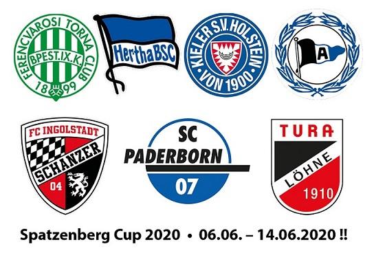 Spatzenberg Cup 2020 Update – Budapest kommt