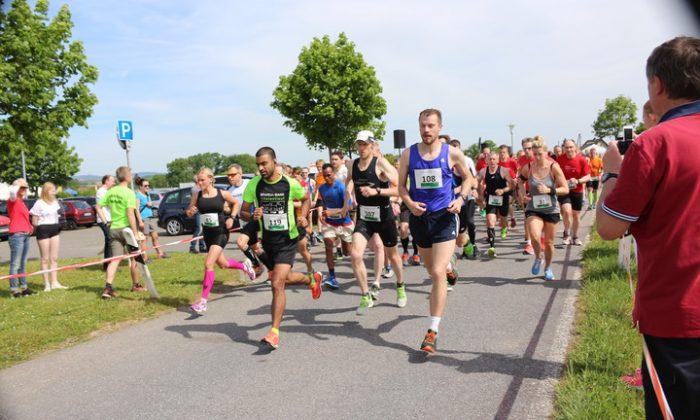Fotos und Bericht vom Spatzenberg-Lauf 2016