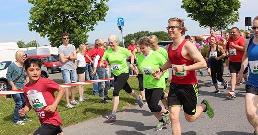 Unterstützung beim Spatzenberg-Lauf am 11.06.2017