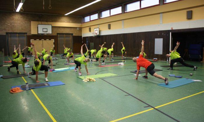 Alternatives Training für unsere Laufgruppe