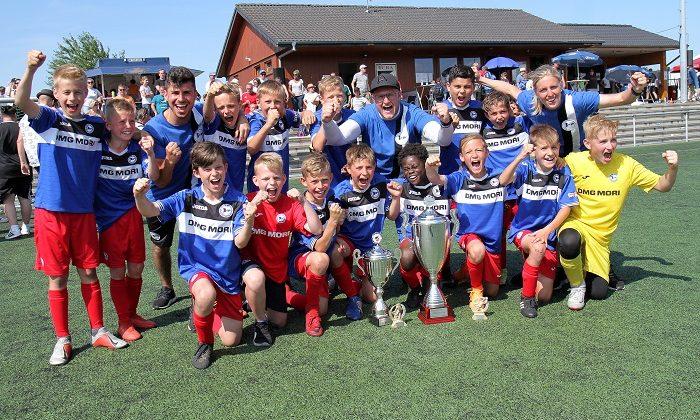 Arminia Bielefeld – No.1 beim Spatzenberg Cup