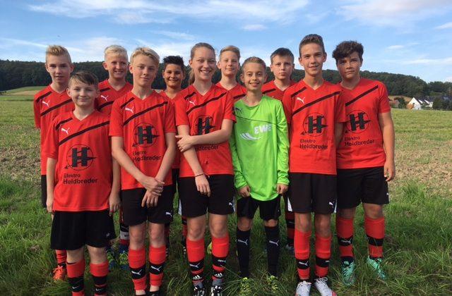 C-Junioren mit Turniersieg in Börninghausen