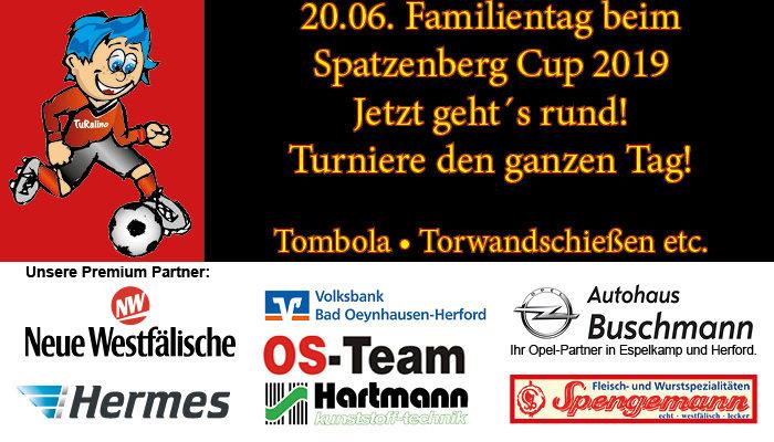 20.06. Familientag beim Spatzenberg Cup 2019
