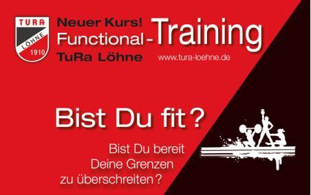 Functional – Neues Trainingsangebot ab 07.05.2019