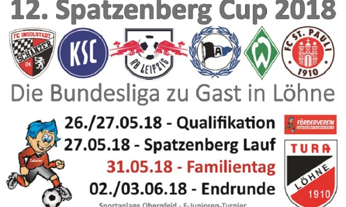 Spatzenberg Cup 2018 steht in den Startlöchern
