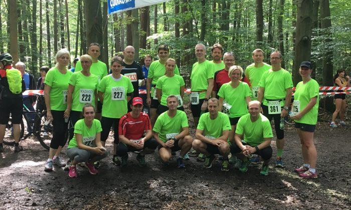 TuRa Laufgruppe mit 3 Podestplatzierungen in Espelkamp