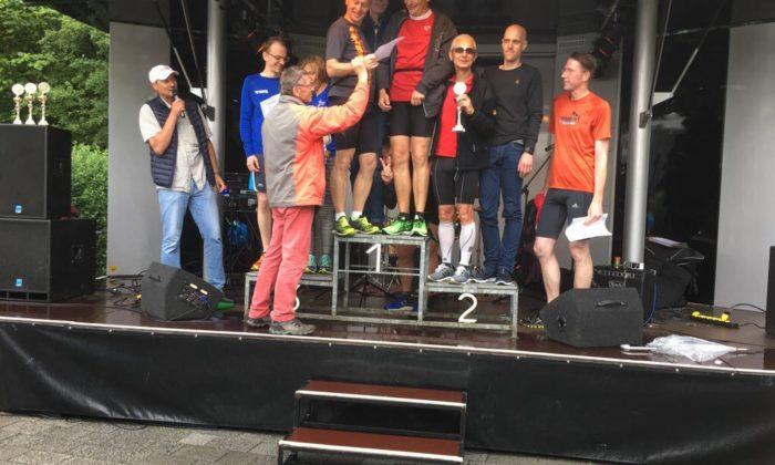 TuRa gewinnt 6-Stunden-Staffel beim 24-Stunden-Lauf in Bünde