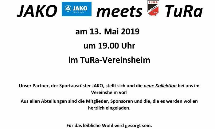 JAKO meets TuRa