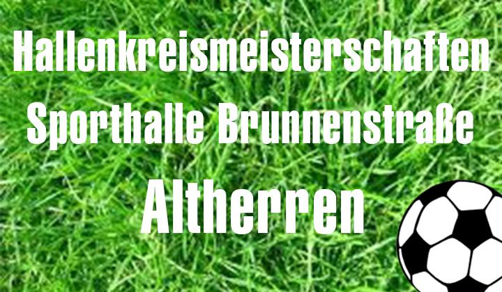 Hallenkreismeisterschaften Altherren
