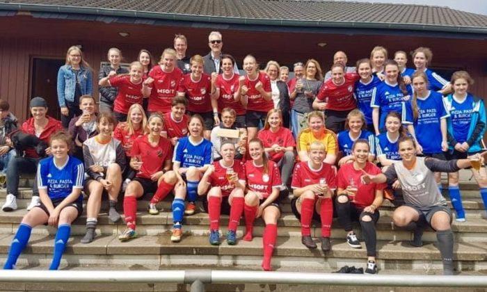 Gelungener Saisonabschluss und Rückblick auf die Saison 2018/2019 der 1. Frauenmannschaft