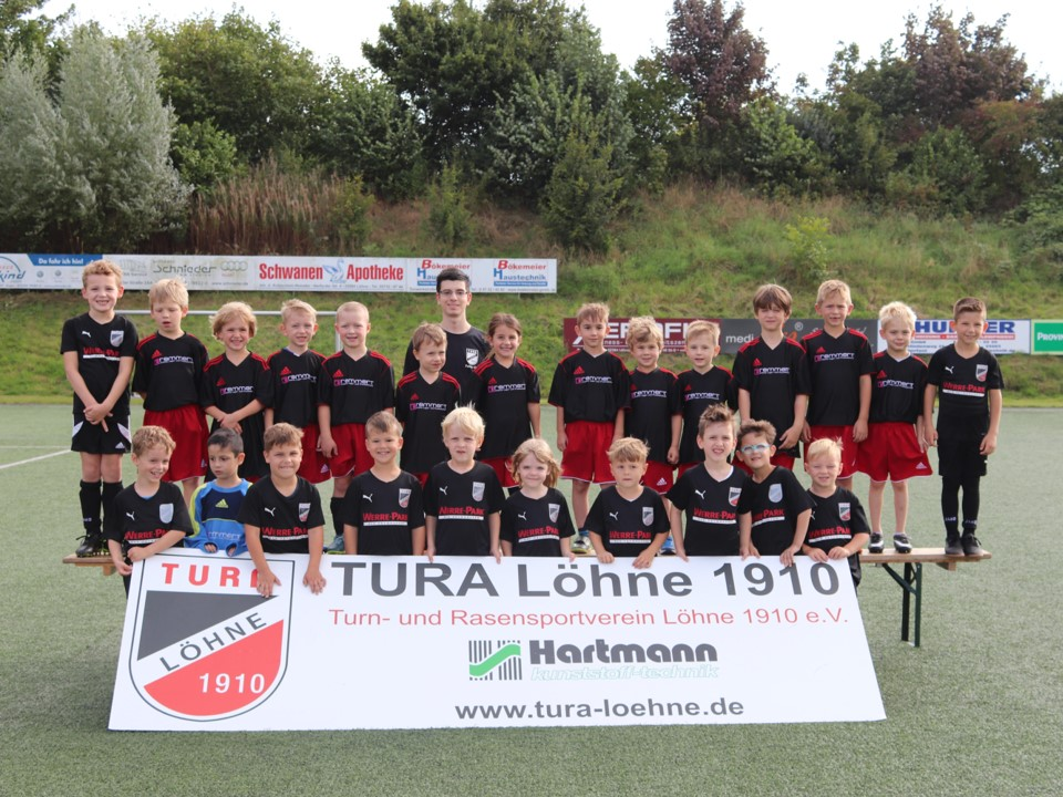 TuRa Löhne G-Jugend