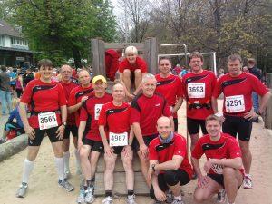 TuRa-Team Hermannslauf 2012