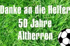 TuRa_Loehne_50Jahre_Altherren_Helfer