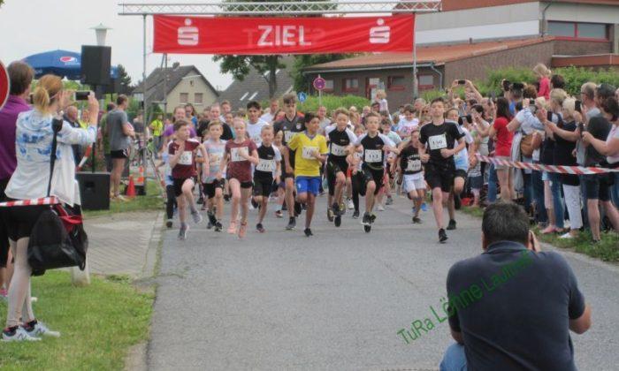 Neuer Teilnehmer-Rekord beim Löhner Spatzenberg-Lauf