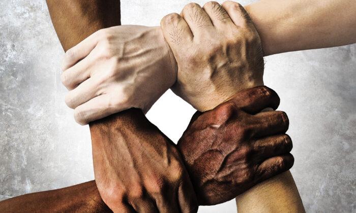 """""""Gemeinsam gegen Rassismus"""""""