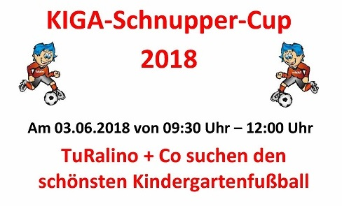 KiGa-Schnupper-Cup 2.0