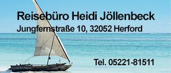 Reisebüro Heidi Jöllenbeck