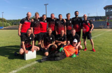 TuRa Altherren Mannschaft Polen 2019
