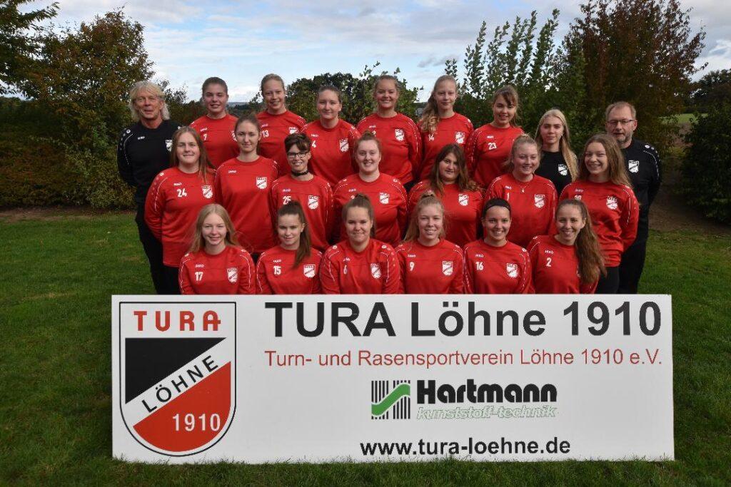 Tura Löhne – 2. Mannschaft Frauen