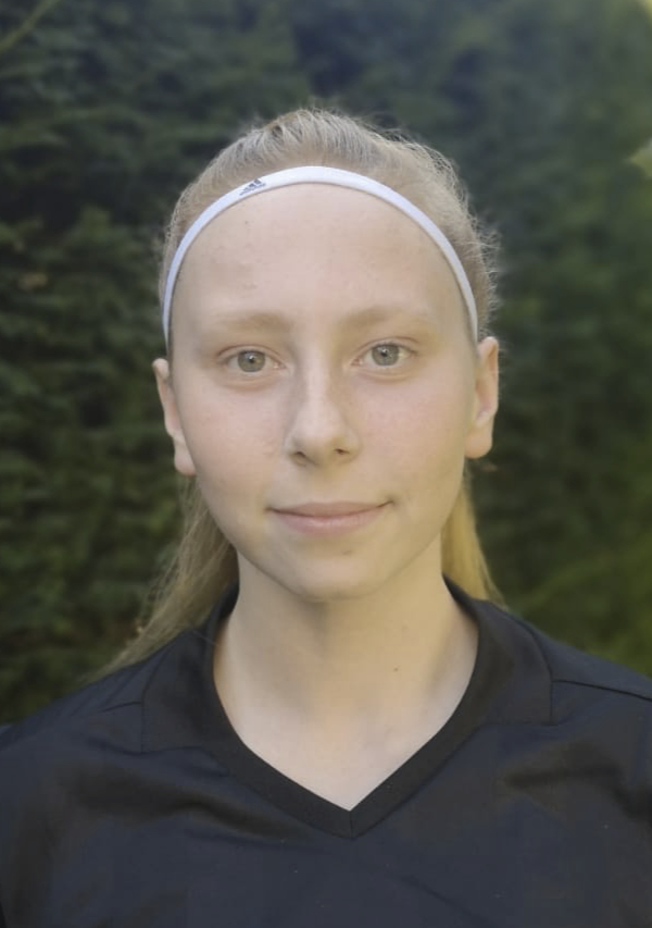Schiedsrichterin Carlotta Emily Kuban
