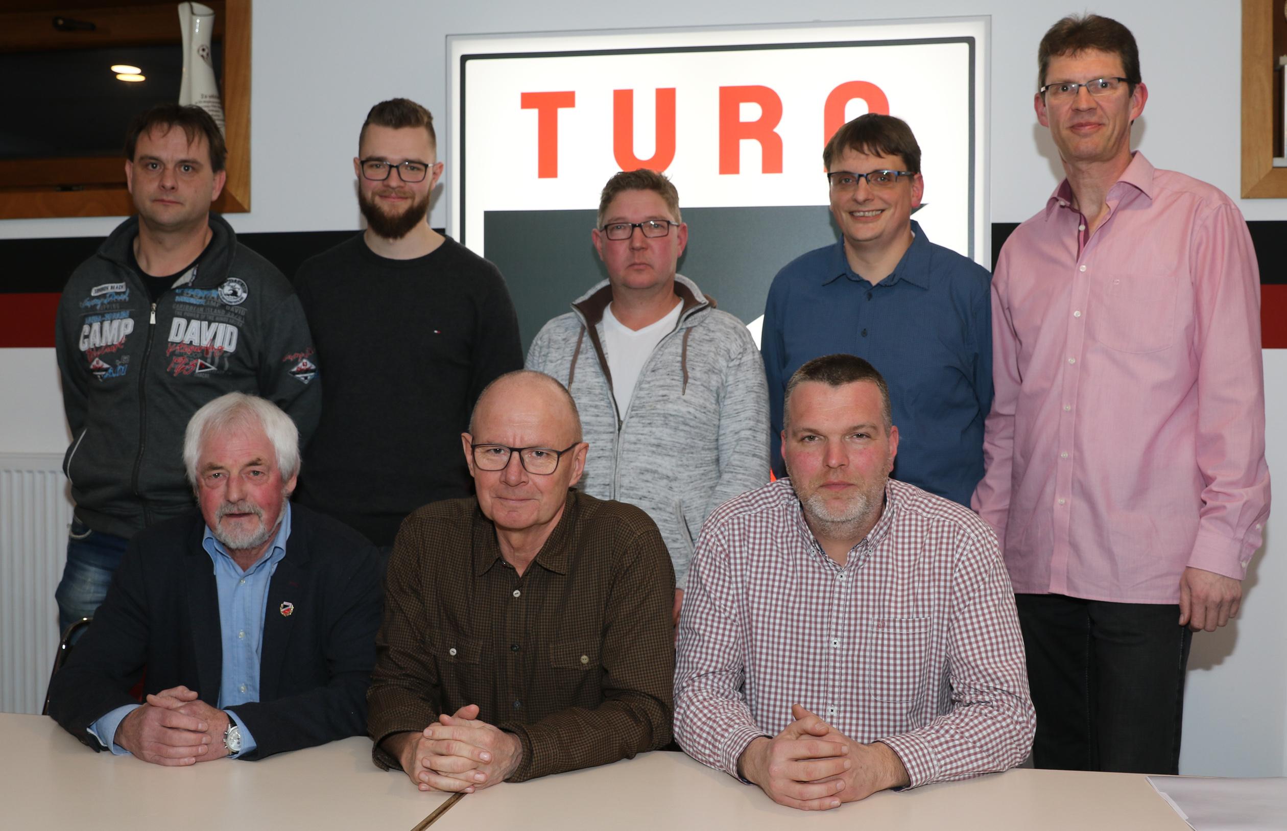 TuRa Löhne Vorstand