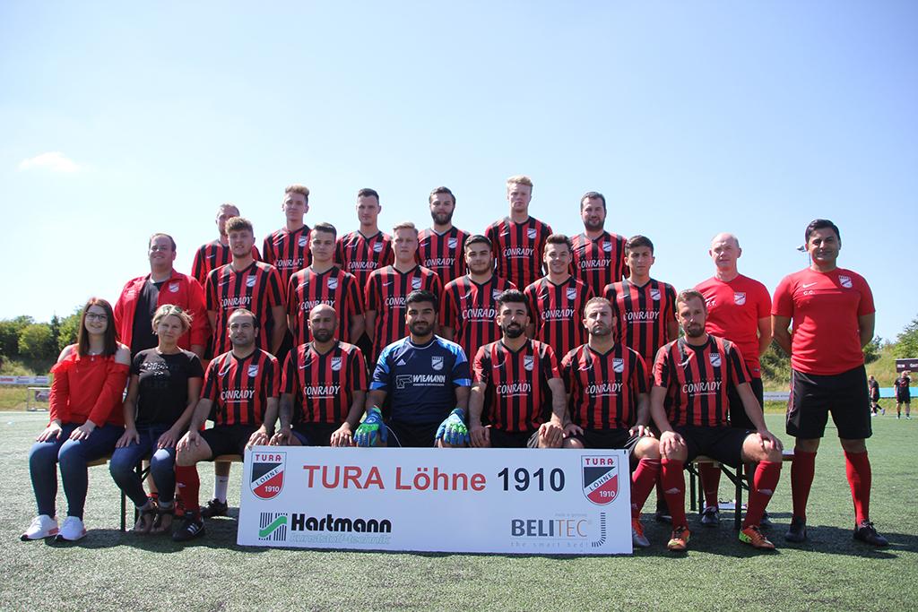 1. Mannschaft Herren 2018/19