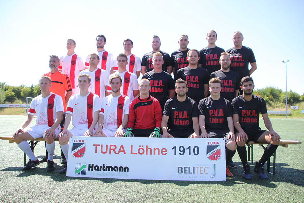 2. Mannschaft Herren 2018/19