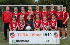 TuRa Löhne C-Mädchen