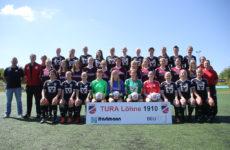 1. und 2. Mannschaft Frauen 2018-19