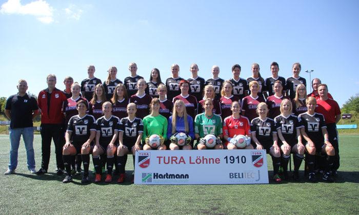 2018 ist Geschichte, Rückblick auf die Hinserie der 1 Damenmannschaft